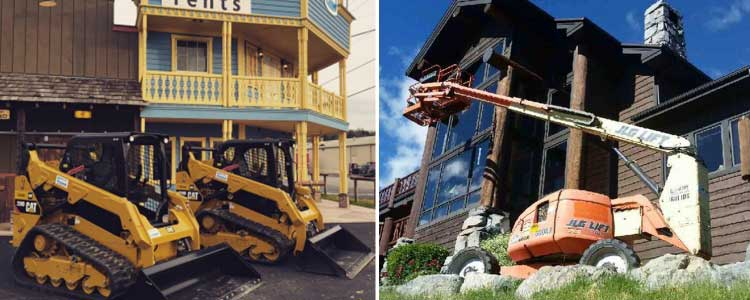 Construction Equipment Rentals Kalispell