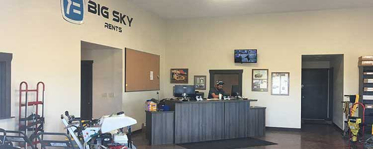 Big Sky Rents - Equipment Rentals Kalispell, Whitefish MT