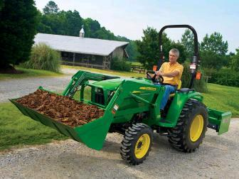 Where to find 3032 JOHN DEERE TRACTOR in Danville