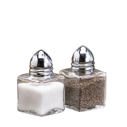 Where to find SALT AND PEPPER SHAKERS- GLASS in Danville