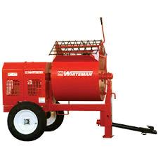 Where to find 9 CF GAS TOWABLE CONCRETE MIXER in Danville