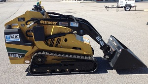 Where to find VERMEER MINI LOADER in Danville