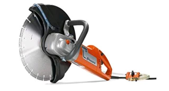 Where to find 14   ELEC HANDHELD CONCRETE SAW in Danville