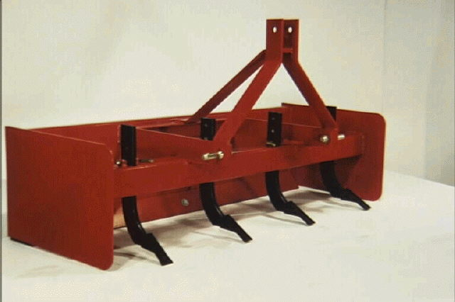Where to find 5  BOX BLADE ATTACHMENT in Kalispell