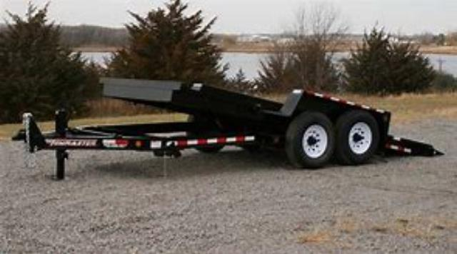 Where to find 16 TRAILER WITH RENTAL EQUIPMENT  7000 in Kalispell