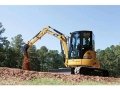 Where to rent 9,000 LB. EXCAVATOR  CAB D  - 304 in Danville VA