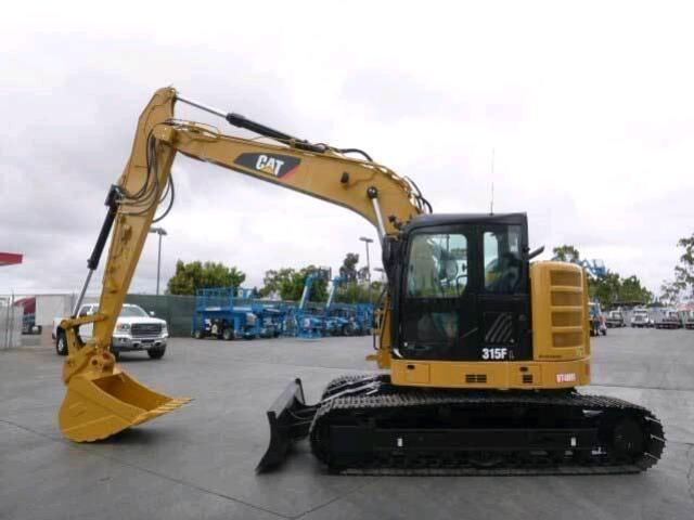 Where to find 37,000 LBS EXCAVATOR 315 in Kalispell