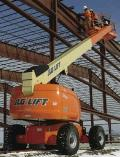 Where to rent 60  STRAIGHT BOOM LIFT  4WD in Danville VA